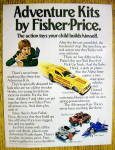 Click to view larger image of 1983 Fisher Price Adventure Kit with Ground Shaker (Image2)