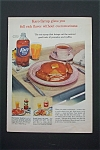1955 Karo Syrup with Table with Breakfast