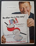 1957  Minute  RIce  with  Arthur  Godfrey