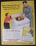 1956  Norge  Automatic  &  Tide  Detergent