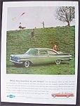 1959 Chevrolet Biscayne Sedan with 2-Doors