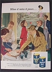 Click here to enlarge image and see more about item 5128: 1953 Morton Salt By Douglas Crockwell