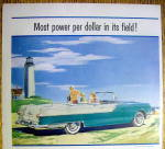 Click to view larger image of 1955 Pontiac with the Star Chief Convertible (Image2)