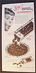 Vintage Ad: 1951 Welch's Junior Mints