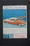 1955 Pontiac with the Sensational Strato-Streak