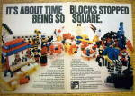 Click to view larger image of 1982 Loc Blocs with Mickey Mouse, Donald Duck & More (Image1)