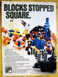 Click to view larger image of 1982 Loc Blocs with Mickey Mouse, Donald Duck & More (Image3)