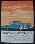 1955 Chrysler with the Windsor Newport