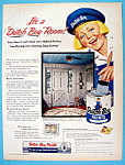 Vintage Ad: 1955 Dutch Boy Paints