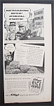 1942 Kellogg Rice Krispies Cereal w/Marshmallow Treats