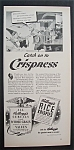 1942 Kellogg Rice Krispies with Snap, Crackle & Pop