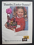 Vintage Ad: 1978 M & M Plain & Peanut Chocolate Candies