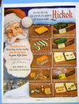 Click to view larger image of 1954 Hickok Belts, Tie Clips & More with Santa Claus (Image2)