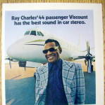 Click to view larger image of 1976 Craig Powerplay Car Stereo with Ray Charles (Image2)