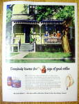 Click to view larger image of Vintage Ad: 1949 Maxwell House Coffee (Image1)