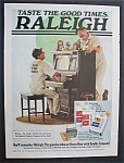 1978  Raleigh  Cigarettes