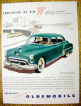 Click to view larger image of 1949 Oldsmobile 88 with Oldsmobile 88 (Image1)
