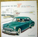 Click to view larger image of 1949 Oldsmobile 88 with Oldsmobile 88 (Image2)