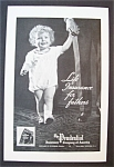 Vintage Ad: 1937 The Prudential Insurance Company