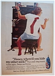 1975  Downy  Fabric  Softener