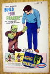 1965 Aurora Gigantic Frankenstein with Big Frankie