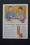 1956 Karo Syrup with George & Alice Gobel
