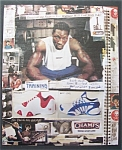 Click here to enlarge image and see more about item 6135: Vintage Ad: 2004 Champs with Ben Wallace