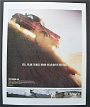 Click here to enlarge image and see more about item 6137: Vintage Ad: 2004 Toyota Tacoma  4 x 4