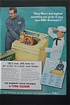 Vintage Ad: 1956 AMC Automatic Washer