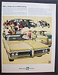 1968  Wide - Track  Pontiacs