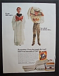 1968  Tide  Intensified  Laundry  Detergent