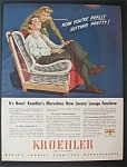 1946  Kroehler  Lounge  Furniture