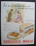 1931  Shredded  Wheat