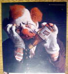 Click to view larger image of 1967 Schmitz Beer with Sad Clown with Beer Gone  (Image2)