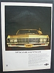 1967 Chevrolet Impala  with the Sport Coupe