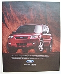 Vintage Ad: 2004  Ford  Escape