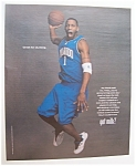 2004 Got Milk with Basketball's Tracy McGrady