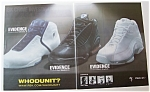 2003  Reebok  with  Steve Francis, Baron Davis & Others