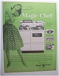 1960  Magic  Chef
