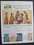 Click here to enlarge image and see more about item 6842: 1956  Dromedary  Angel  Food  Mix