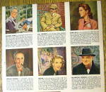 Click to view larger image of 1953 Hallmark Cards w/Rockwell, Churchill & More (Image2)