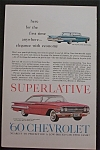 1959 Chevrolet with the Impala Sport Sedan & Coupe