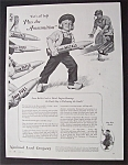 1944  National  Lead  Company  with  The  Dutch  Boy