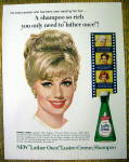 Click to view larger image of 1963 Lustre-Creme Shampoo with Shirley Jones (Image1)