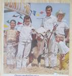 Click to view larger image of 1968 Clorox Bleach with Family & Their Cow at the Fair  (Image3)