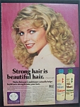 1980  Wella  Balsam  Conditioner  with  Cheryl  Ladd