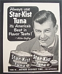 1951  Star - Kist  Tuna  with  Arthur  Godfrey