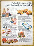 Click to view larger image of 1975 Fisher-Price Toys with Sesame Street, Dolls & More (Image2)