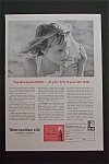 1959 Metropolitan Life Insurance Company w/Little Girl