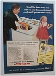 Vintage Ad: 1956 Kenmore Automatic & Tide Detergent